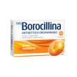 neoborocillina antisettico orofaringeo gusto arancia, 20 pastiglie da sciogliere in bocca